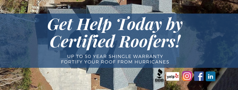 Roofing Contractor Serving Morehead City NC