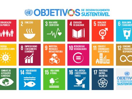 ODS - Objetivos de Desenvolvimento Sustentável