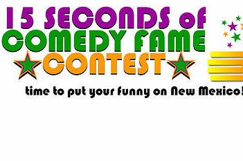 April 2015 - Make 'Em Laugh: 15 Seconds of Comedy