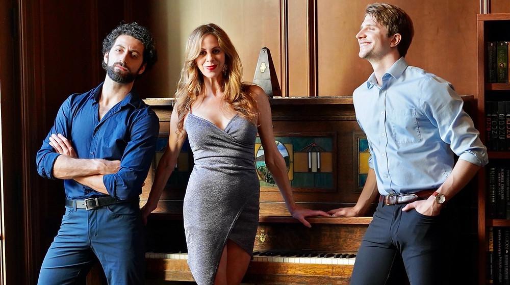 Directors Tigran Sargsyan, Kirsten Bloom Allen, and Magnus Christoffersen of ARC Entertainment Company
