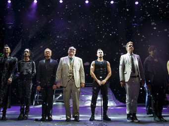 April 2017 - Let Us Entertain You: The Illusionists Live