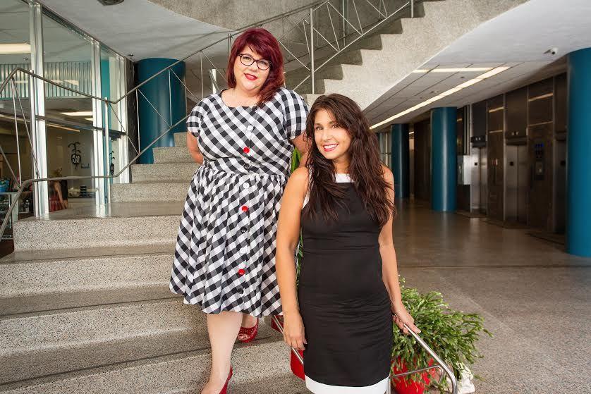 Carissa Mitchell & Tina Presley-Borek