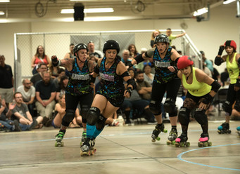 September 2016 - The Sports Connection: Albuquerque Roller Derby