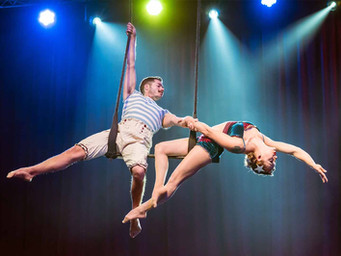January 2020 - Let Us Entertain You: Cirque Mechanics in 42ft - A Menagerie of Mechanical Marvels