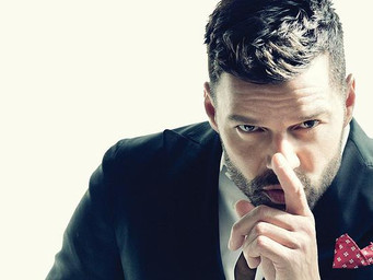 Listen Up, Ricky Martin is speaking!