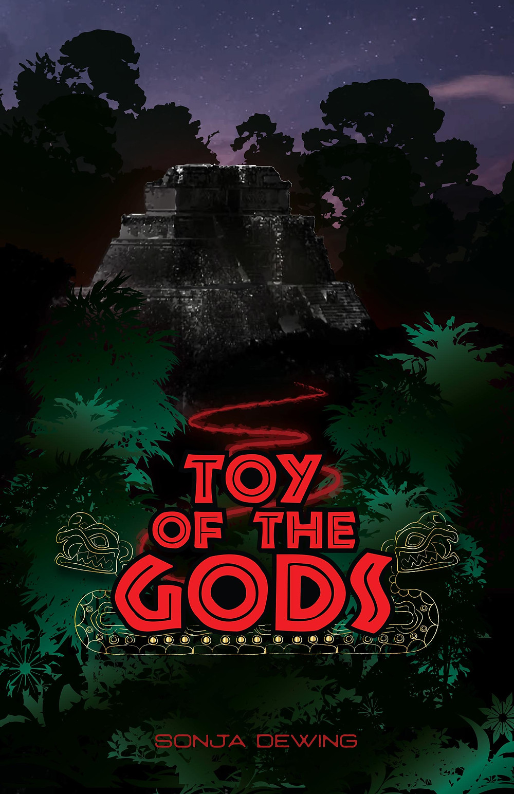 Cover for Toy of the Gods