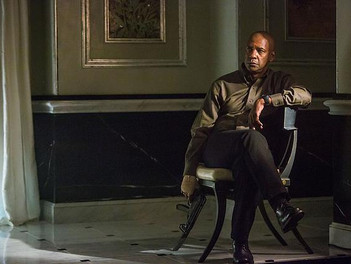 February 2015 - Now Showing: The Puni…No wait, Taken…No that's not it either. Oh, The Equalizer