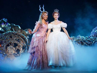 A magical evening at Popejoy Hall: Rodgers + Hammerstein's CINDERELLA