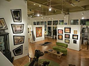 March 2015 - The Art World: POP Gallery