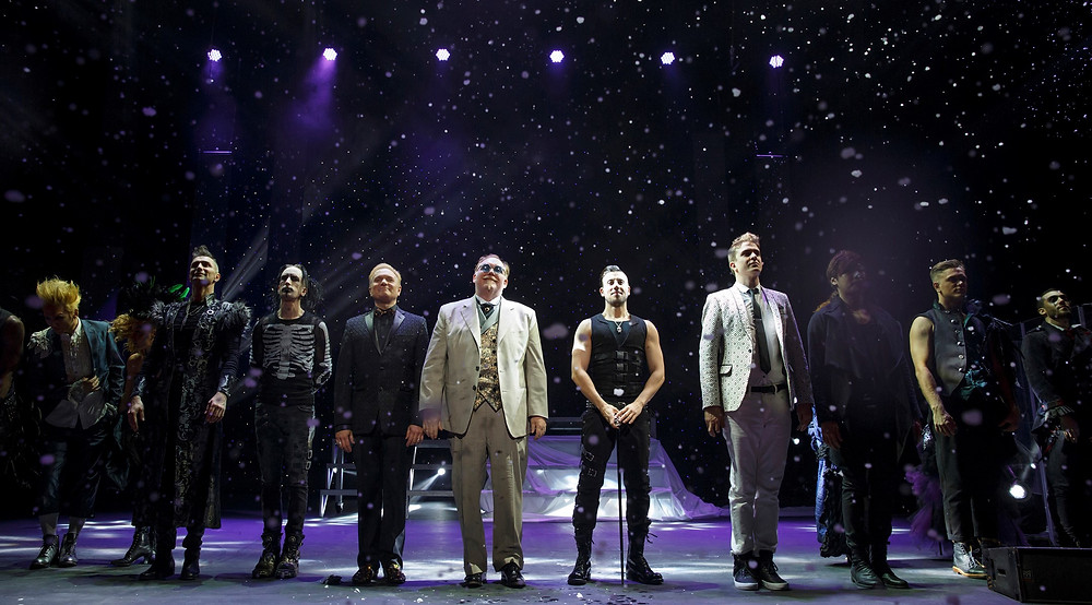 The Illusionists - Live on Broadway: Photo by Joan Marcus