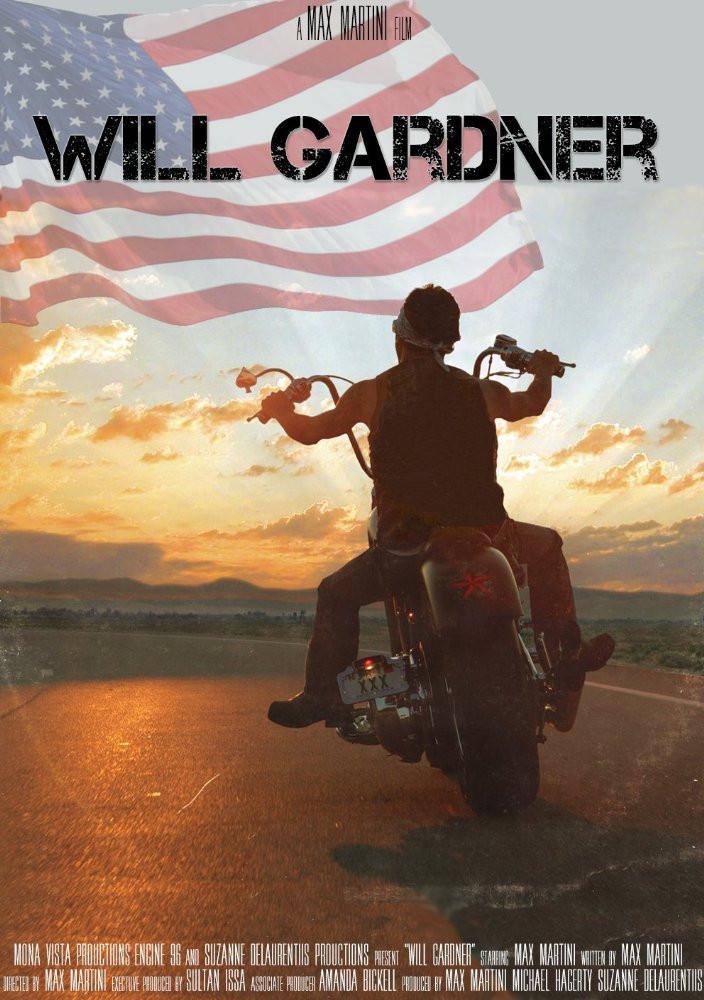 Poster for Will Gardner