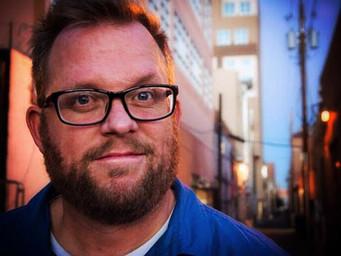 August 2017 - Behind the Scenes: Matt Peterson