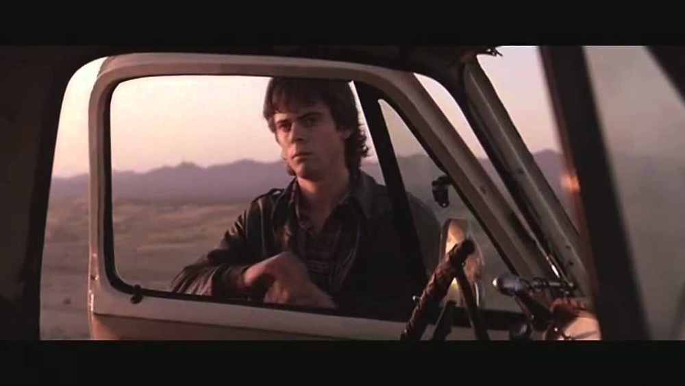 Howell in The Hitcher