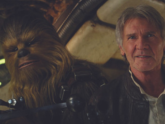February 2016 - Now Showing: THE FORCE AWAKENS