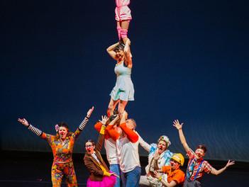 November-December 2019 - Let Us Entertain Us: Circus Luminous 2019: CHAOS!