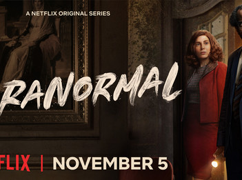 Netflix reveals the Paranormal World with trailer and key art