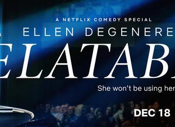 Ellen Degeneres is back and still RELATABLE