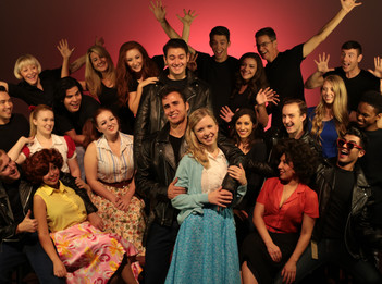 October 2014 - Let Us Entertain You - Grease