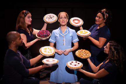 Bailey McCall as Jenna, and Company in t