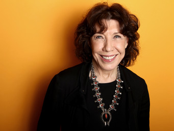September 2017 - Let Us Entertain You: An Evening of Classic Lily Tomlin