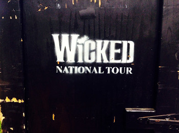 """After Print - NME News: """"WICKED"""" Makes a Second Appearance at Popejoy Hall"""