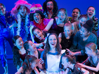 "Keshet's ""Alice"": an adventure of wonder and wondering"