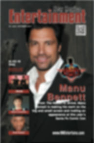October 2014 issue of New Mexico Entertainment Magazine