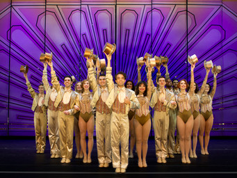 March 2018 - Let Us Entertain You: A Chorus Line