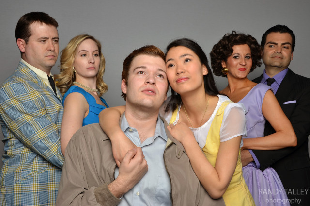 The new look of West Side Story according to Albuquerque Little Theater. Photography by Randy Talley Photography.