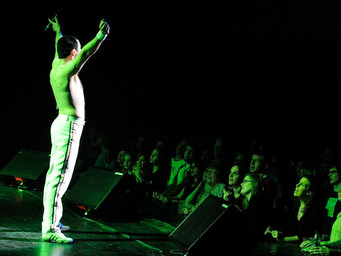 NME After Print: One Night of Queen: Gary Mullen delivers as Freddie Mercury