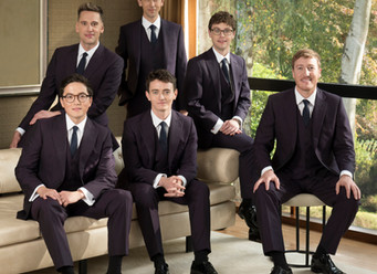 February 2020 - Turn It Up: The King's Singers