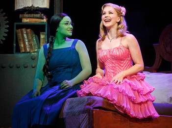 """After Print - NME News: Even Better the Second Time Around: """"WICKED"""" at Popejoy Hall"""