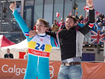 March 2016 - Now Showing: Eddie the Eagle