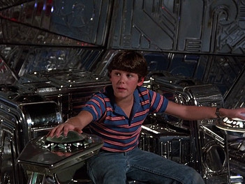 April 2015 - Now Showing: Flight of the Navigator