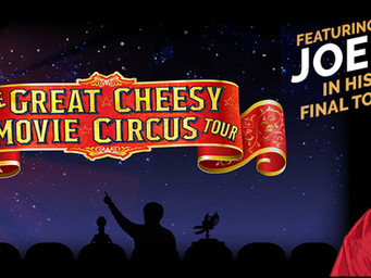 January 2020 - Make 'Em Laugh: Mystery Science Theater 3000 Live
