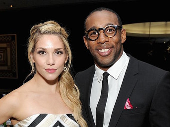 """August 2015 - Cover Story - Stephen """"tWitch"""" Boss & Allison Holker"""