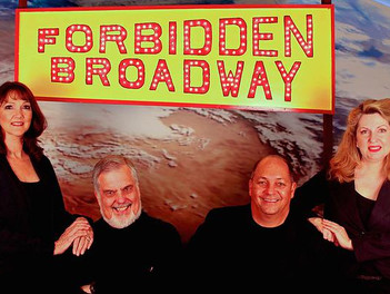 December 2014 - Extras: Forbidden Broadway's Greatest Hits