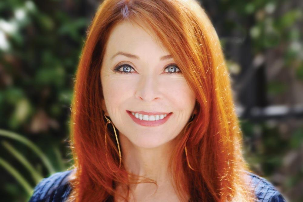Cassandra Peterson - Photo by Alan Mercer