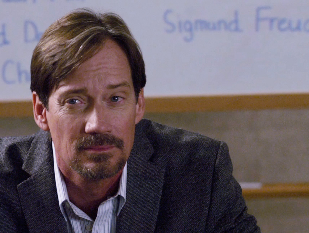 "Kevin Sorbo in ""God is not Real"""