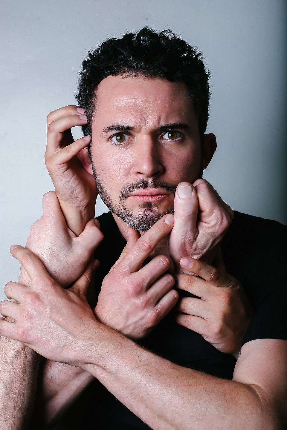 Justin Willman - Photography by Jillian Sipkins