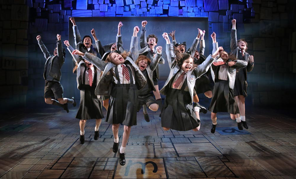 Matilda the Musical at Popejoy Hall