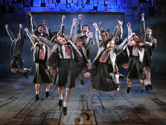 January 2017 - Let Us Entertain You: Matilda the Musical