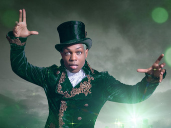 April 2017 - Cover Story: The Theatrics of Todrick Hall