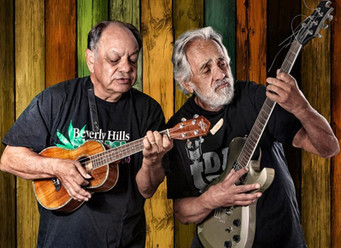 "March 2018 - Cover Story: The ""High""namic Duo - Cheech & Chong"