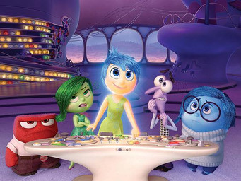 August 2015 - Now Showing - Inside Out