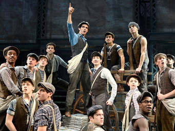 June 2016 - Let Us Entertain You: Newsies