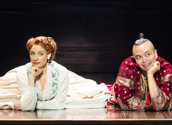 June 2018 - Let Us Entertain You: The King and I