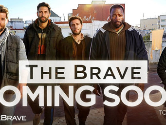 "The New Mexico Film Office Announces ""The Brave"" Season One to Film in New Mexico"