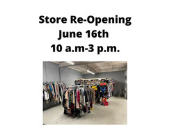 Copy of Copy of Store Re-Opening June 16