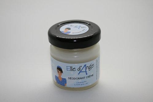 Déodorant crème lavande Bio et petit grain Bio